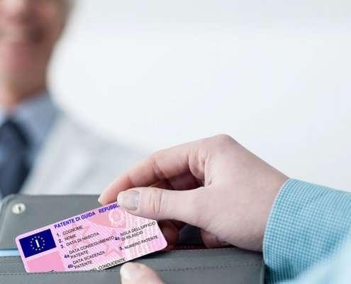 rinnovo patente roma